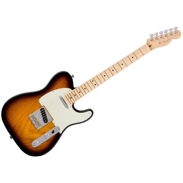 Fender - Chitarra elettriche Telecaster MN 2TS