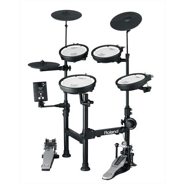 Roland - V-Drums - Batteria elettronica completa e portatile Roland TD1KPX