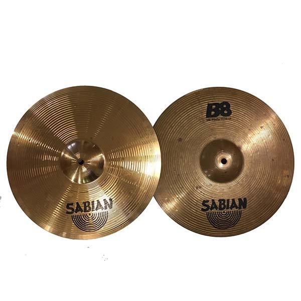 Sabian - Piatto HiHat SABIAN HI HAT B8 14