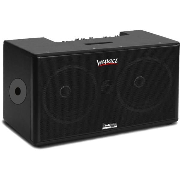 """AudioDesign - IMPACT AG 2X8 S&P DIFFUSORE ATTIVO 2X8"""" PER CHITARRA"""