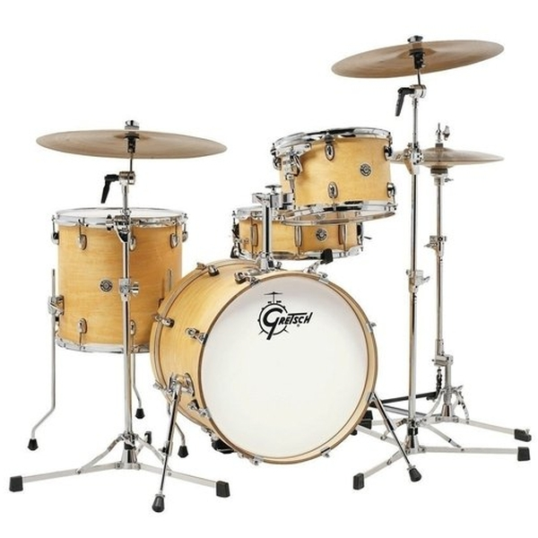 Gretsch - CATALINA CLUB CT1 J484 SN Batteria Acustica Jazz cassa 18""