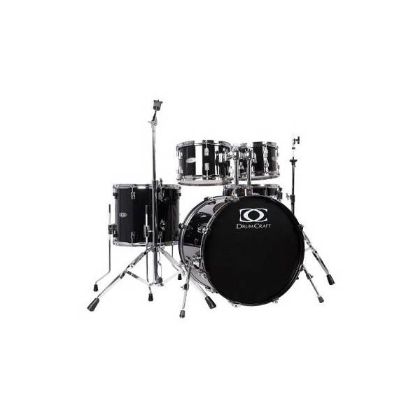 Gewa - DRUMSET DC SERIES ONE SET3 NERO
