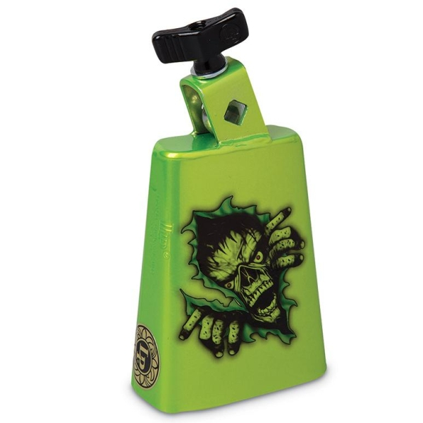 Lp Latin Percussion - LP204C-ZMG Collect-A-Bell, Black Beauty, Zombie Green