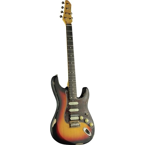 Eko - AIRE RELIC SUNBURST chitarra elettrica
