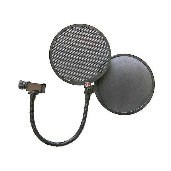 SE Electronics - Dual Pop Filter per microfono