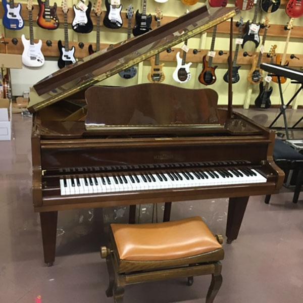 SCHIMMEL PIANO CODINO MARRONE