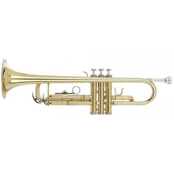 Grassi - TR500 Tromba Sib laccata con custodia