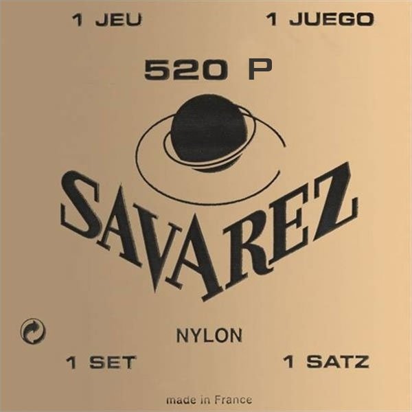 Savarez - [520P] Nylon high