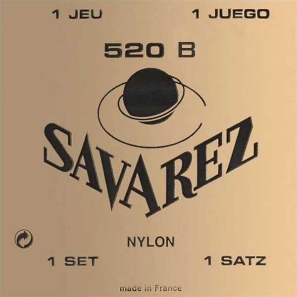 Savarez - [520B] Nylon low