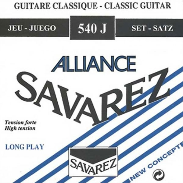 Savarez - [540J] Alliance high