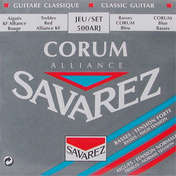 Savarez - [500ARJ] Alliance Corum normal-high