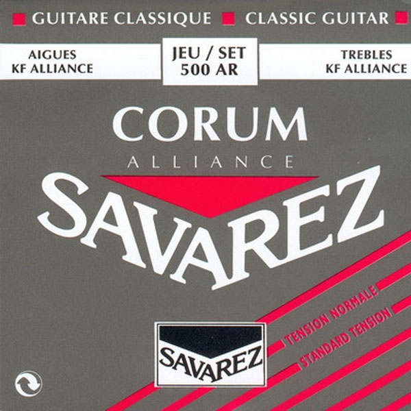 Savarez - [500AR] Alliance Corum normal