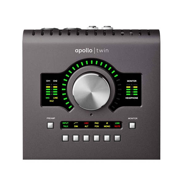 Universal Audio - Apollo Twin USB Duo Interfaccia Audio Usb
