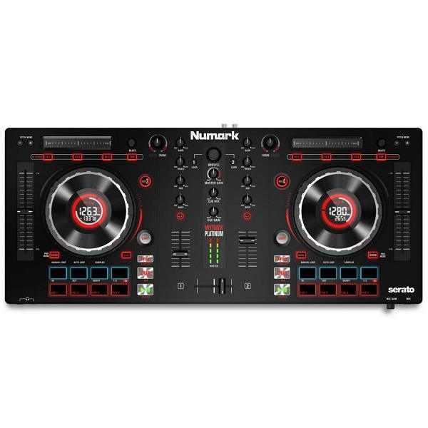 Numark - Mixtrack Platinum Controller dj