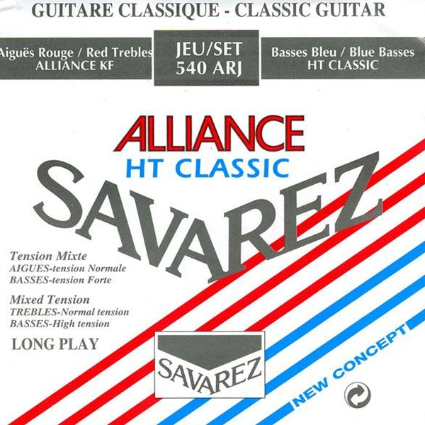 Savarez - [540ARJ] Alliance normal-high