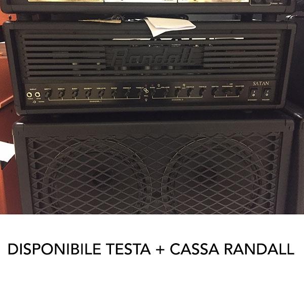 Randall - TESTA RANDALL