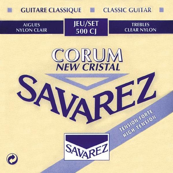 Savarez - [500CJ]  New Cristal Corum high