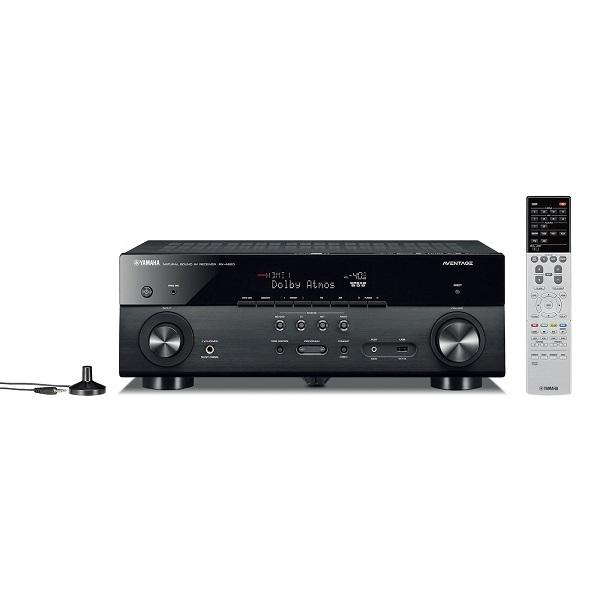 Yamaha - Aventage - MusicCast RX-A660 Sintoamplificatore Nero