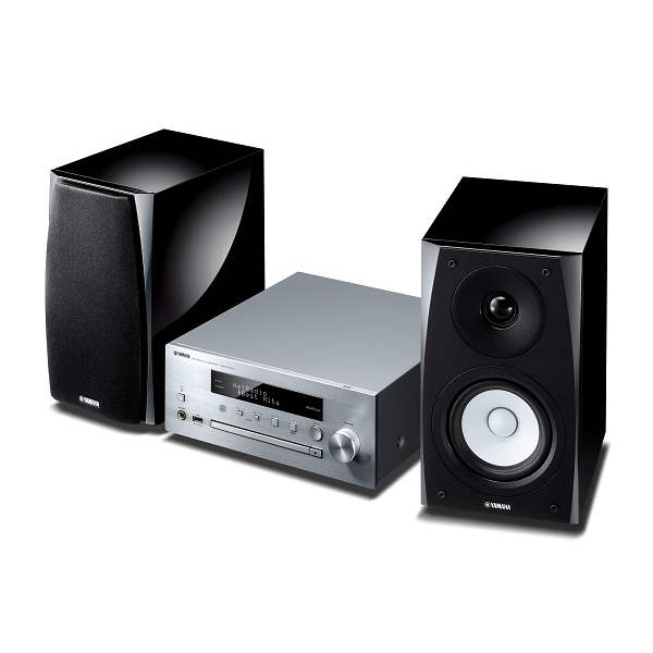 Yamaha - MusicCast MCR-N570D Impianto hifi Silver