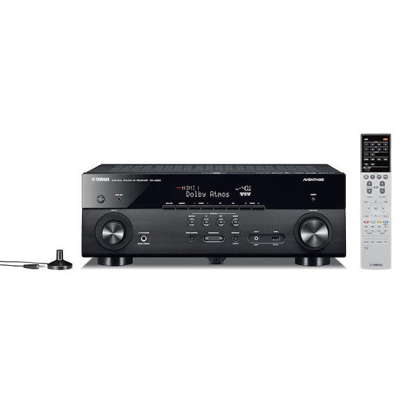 Yamaha - MusicCast RX-A660 Sintoamplificatore