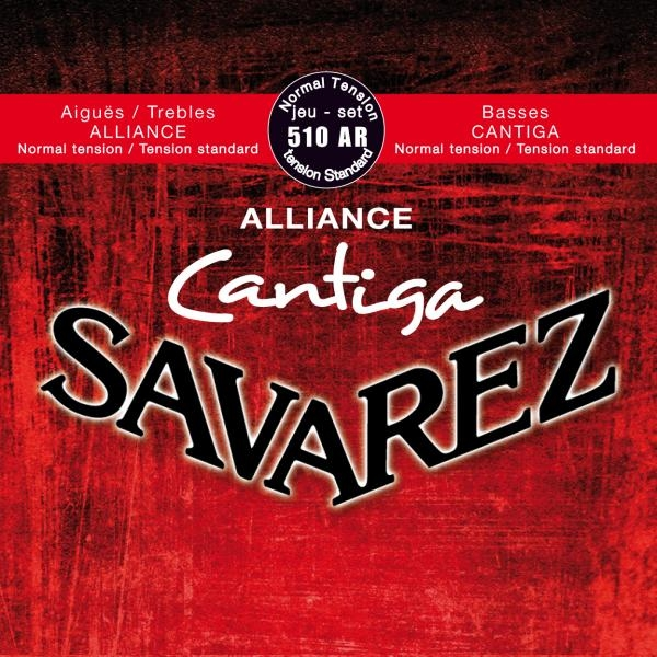 Savarez - 510AR Alliance Cantiga Normal Tension