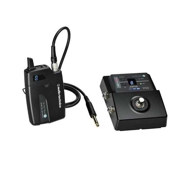 Audio Technica - ATW-1501 Radiomicrofono digitale per chitarra/basso