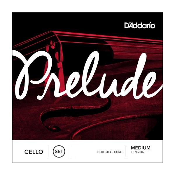 D'Addario - Prelude Set di corde per violoncello 1/2 Medium