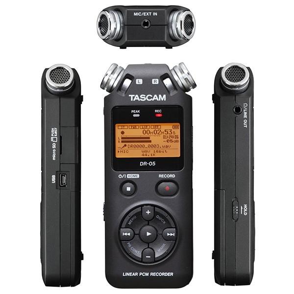 Tascam - DR-05 REGISTRATORE TASCAM