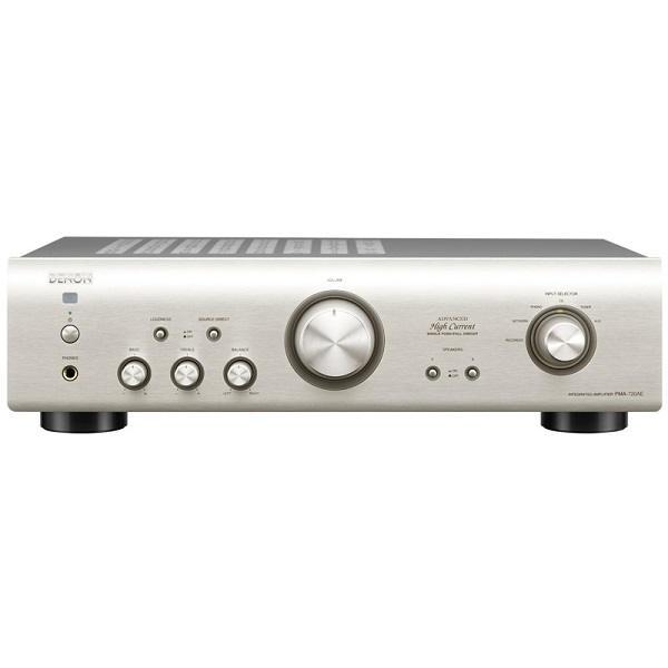 Denon - PMA-720AE Amplificatore integrato stereo silver