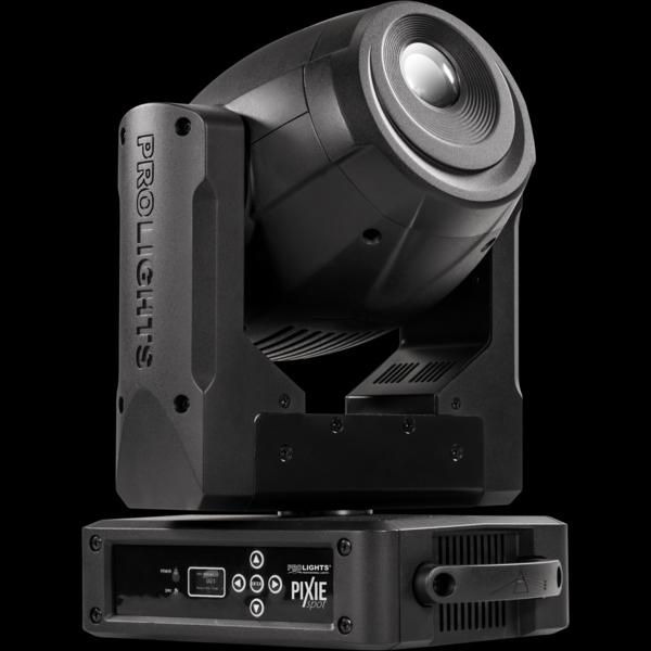 Prolights - [PIXIESPOT] Testa mobile LED SPOT 1X60W RGBW/FC