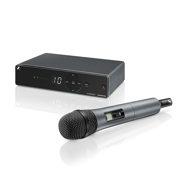 Sennheiser - XSW 1-825 -B Vocal Set Radiomicrofono