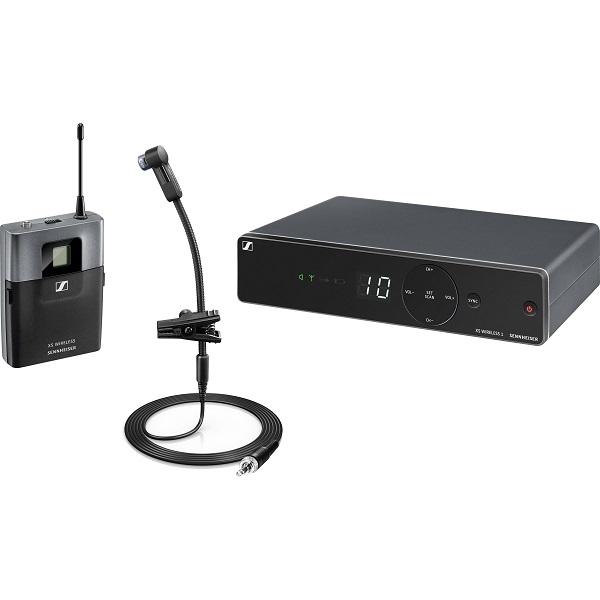 Sennheiser - XSW 1-908-E set microfono wireless per ottoni