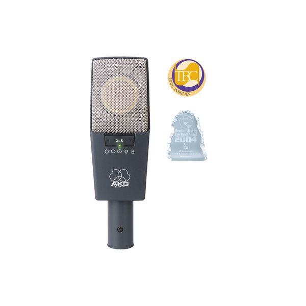 Akg - C414b-xls