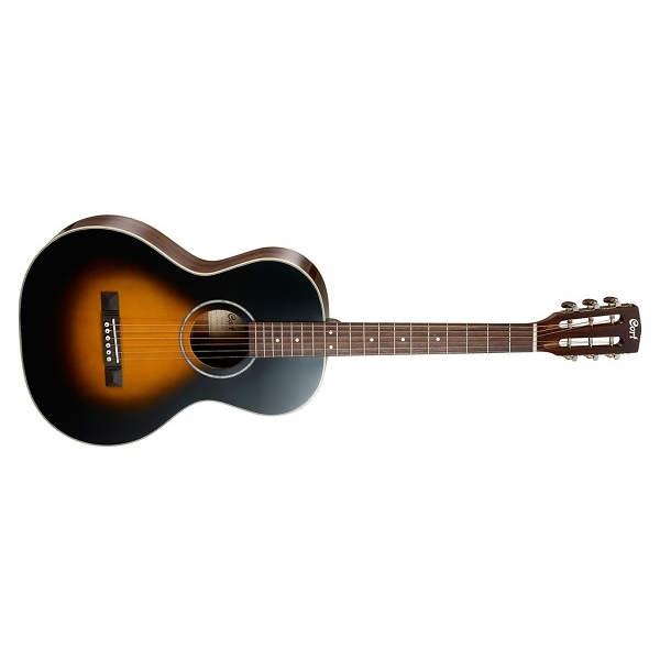 Cort - Ap550 W/bag Vb chitarra acustica parlor