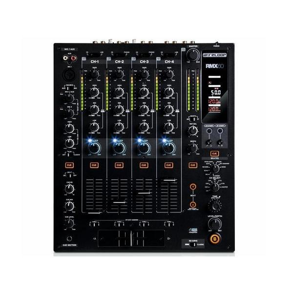 Reloop - RMX60 Mixer per dj 4 canali