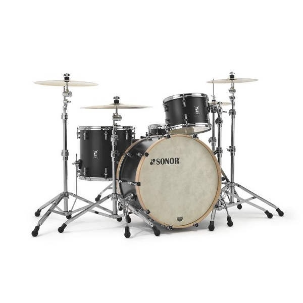 Sonor - SQ1 320 BIRCH SET  - GT BLACK Set Batteria in betulla
