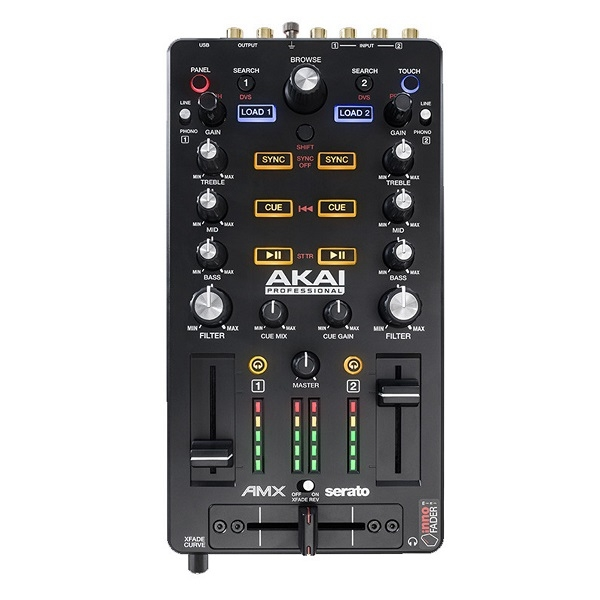 Akai - AMX Controller midi usb/interfaccia audio