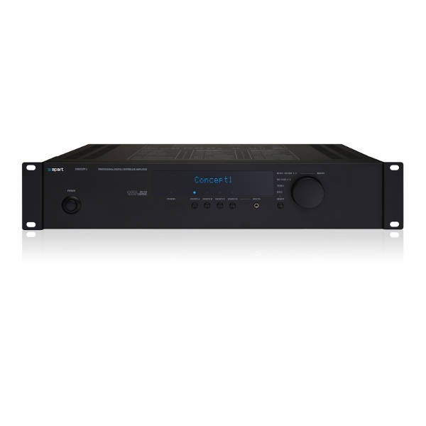 Apart - APARCONCEPT1T AMPLIFIC.USO COMM.STEREO,2X80W 100V