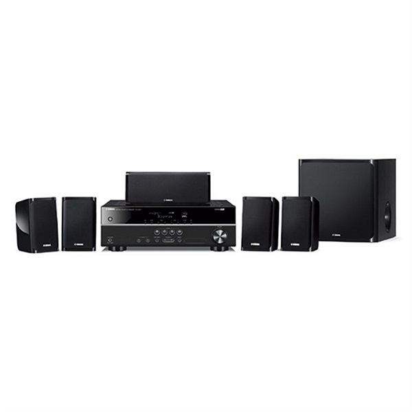 Yamaha - YHT-1840 Sistema audio home theatre completo