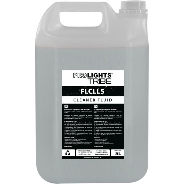 Prolights - [FLCLL5] Liquido per pulizia macchine del fumo