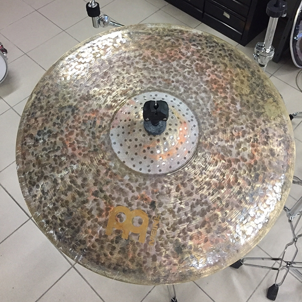 Meinl - MEINL CRASH EXTRA DRIVE 18 (US)
