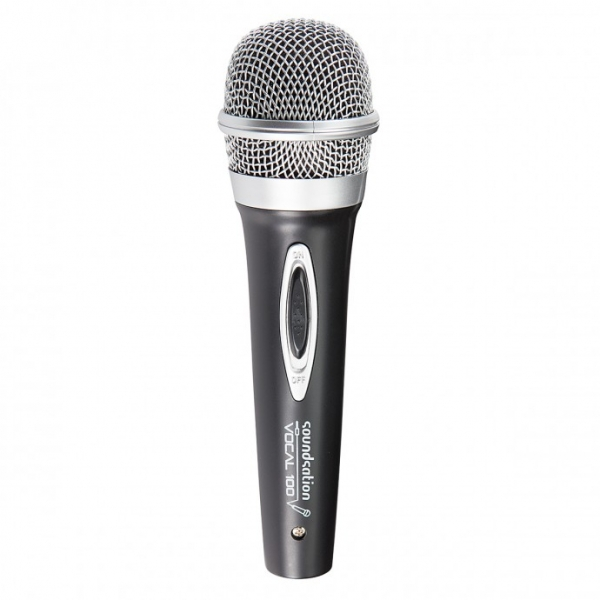 Soundsation - VOCAL 100 MICROFONO DINAMICO CARDIOIDE