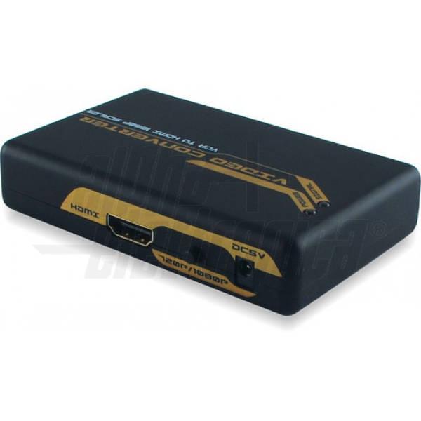 Alpha Elettronica - CT353/6 CONV.SCALER DA VGA+STEREO A HDMI