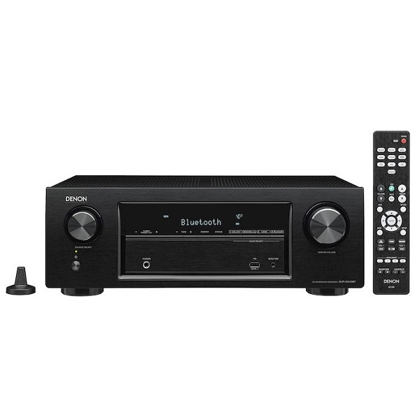 Denon - AVR-X540BT Home cinema 5.2 Dolby Vision