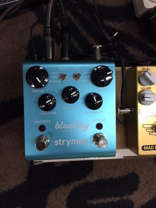 Strymon - STRYMON BLUESKY