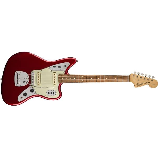 Fender - 0141703309 CLSC PLYR JAGUAR SPECIAL PF CAR
