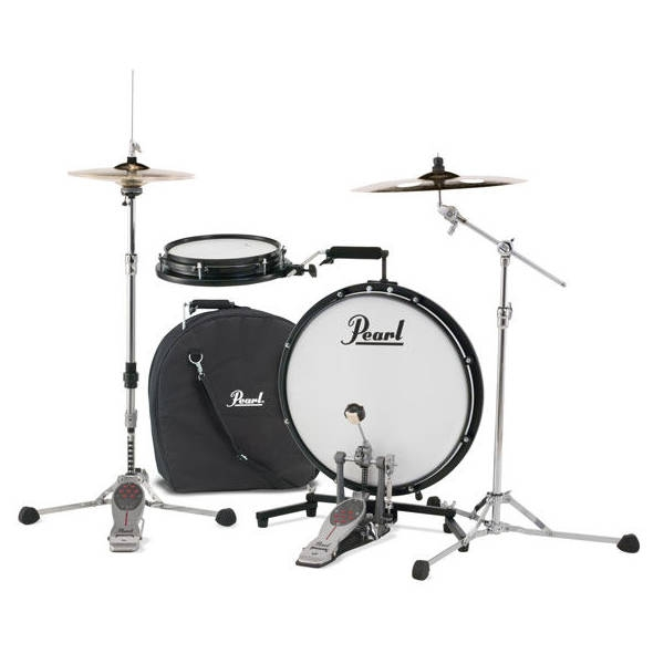 Pearl - PCTK-1810 COMPACT TRAVELER KIT 18 + BAG