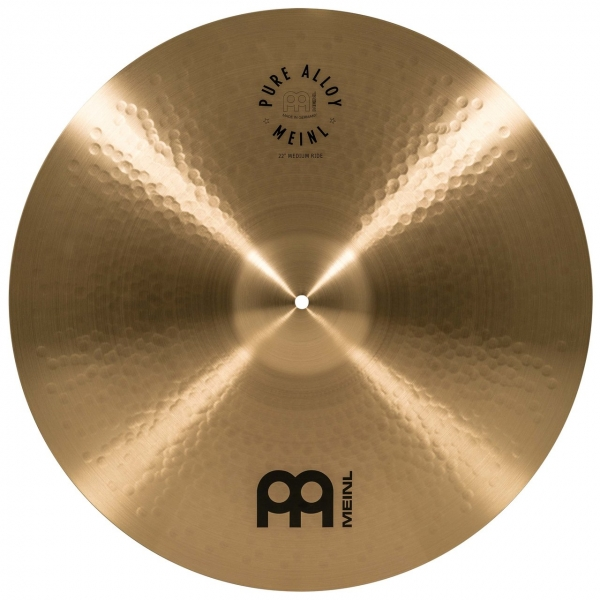 Meinl - PURE ALLOY MED.RIDE 22 PA22MR