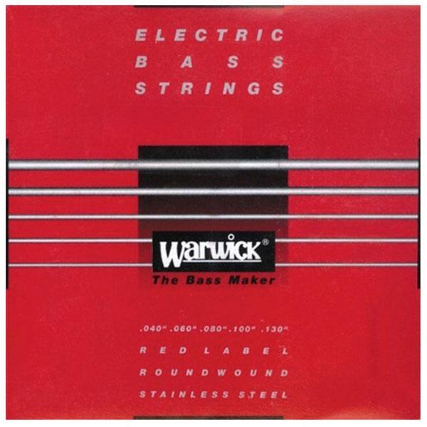"Warwick - [42300] Corde Red Label 40/130"""