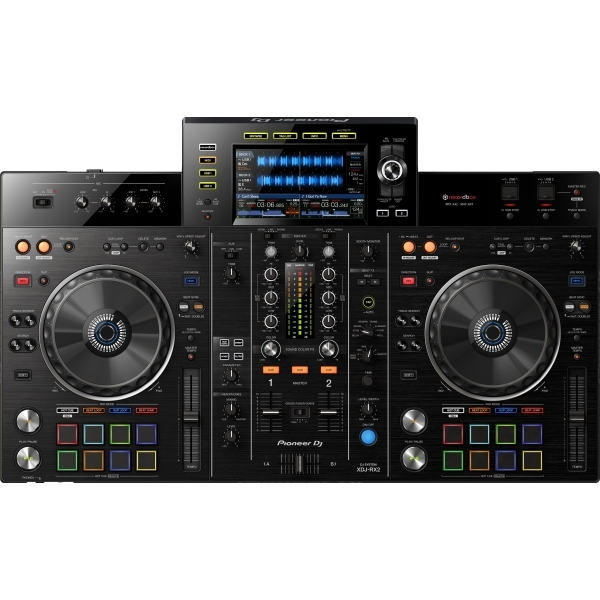 Pioneer - XDJ-RX2 Sistema DJ tutto in uno per rekordbox